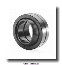 100 mm x 105 mm x 50 mm  SKF PCM 10010550 E plain bearings