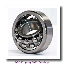 45 mm x 85 mm x 23 mm  NKE 2209 self aligning ball bearings