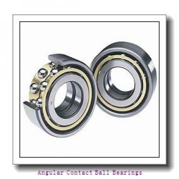 70 mm x 125 mm x 24 mm  SKF 7214BEP angular contact ball bearings