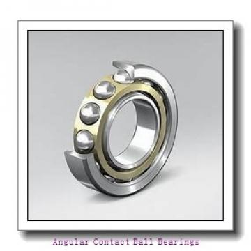 40 mm x 75 mm x 37 mm  SKF BAH0068 angular contact ball bearings