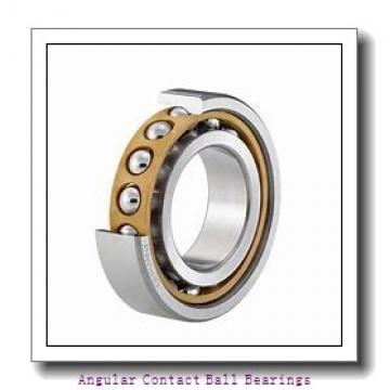 100 mm x 150 mm x 24 mm  NSK 7020A5TRSU angular contact ball bearings