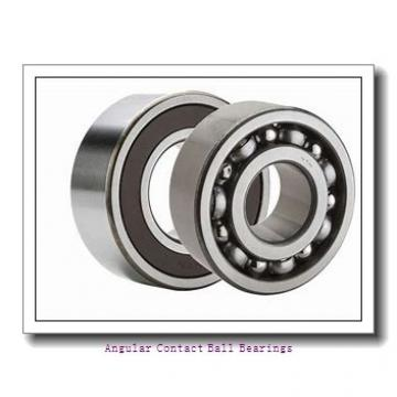 25 mm x 52 mm x 20,6 mm  FAG 3205-BD-TVH angular contact ball bearings