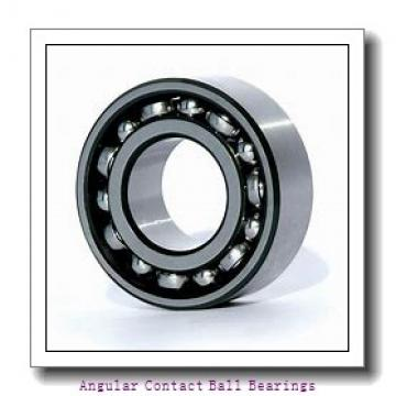 260,000 mm x 379,500 mm x 112,000 mm  NTN SF5218DF angular contact ball bearings