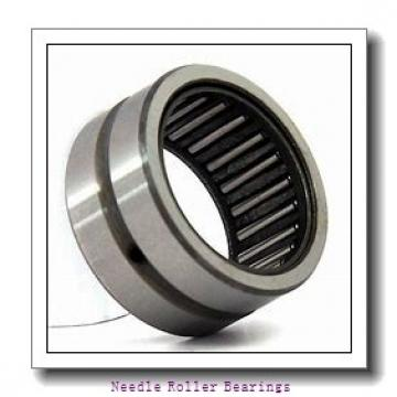20 mm x 38 mm x 3,2 mm  INA AXW20 needle roller bearings