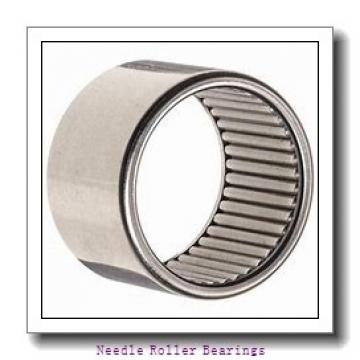 ISO K72X80X25 needle roller bearings