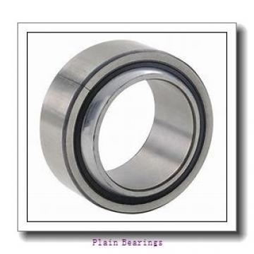 70 mm x 105 mm x 70 mm  FBJ GEEW70ES-2RS plain bearings