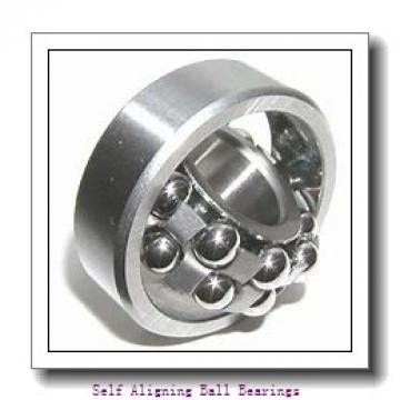 85 mm x 150 mm x 28 mm  NKE 1217-K+H217 self aligning ball bearings