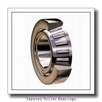 73,025 mm x 152,4 mm x 41,275 mm  Timken 657/652-B tapered roller bearings