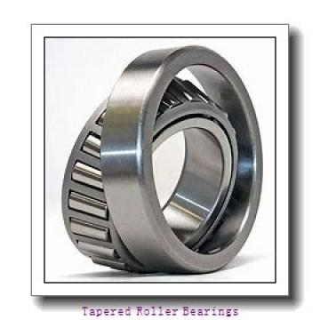 22 mm x 47 mm x 17,5 mm  NKE T2CC022 tapered roller bearings