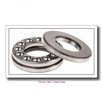200 mm x 280 mm x 24 mm  NSK 54240XU thrust ball bearings
