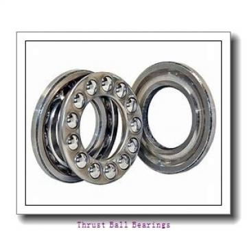 80 mm x 140 mm x 26 mm  SKF NUP 216 ECML thrust ball bearings