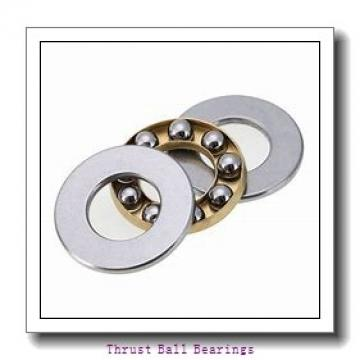 25 mm x 57 mm x 28 mm  INA ZKLN2557-2Z thrust ball bearings