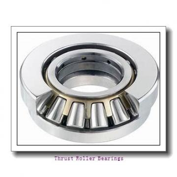INA AXS0816 thrust roller bearings