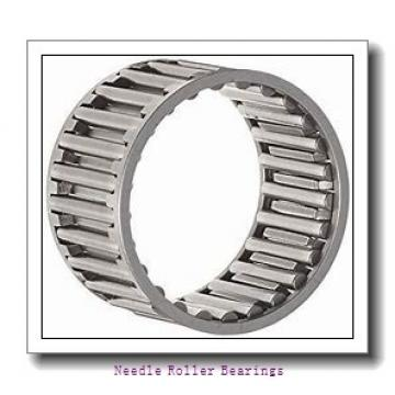 IKO BA 1014 Z needle roller bearings