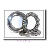 130 mm x 280 mm x 93 mm  SKF NU 2326 ECML thrust ball bearings
