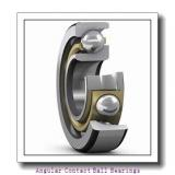 ISO 7306 ADT angular contact ball bearings
