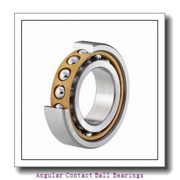 160 mm x 240 mm x 38 mm  SKF 7032 CD/HCP4AL angular contact ball bearings #1 image
