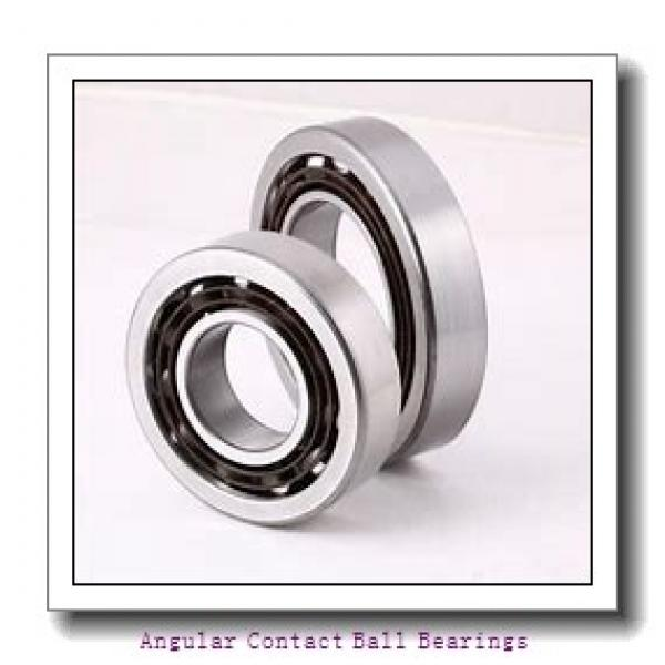70 mm x 125 mm x 24 mm  KOYO 7214C angular contact ball bearings #1 image