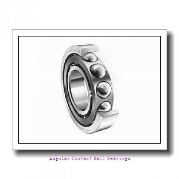 Toyana 3806 ZZ angular contact ball bearings #3 image