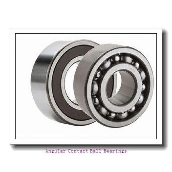 Toyana 3806 ZZ angular contact ball bearings #2 image