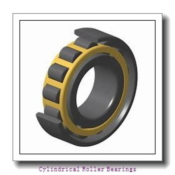 75 mm x 115 mm x 71 mm  ISO NNU6015 cylindrical roller bearings #1 image