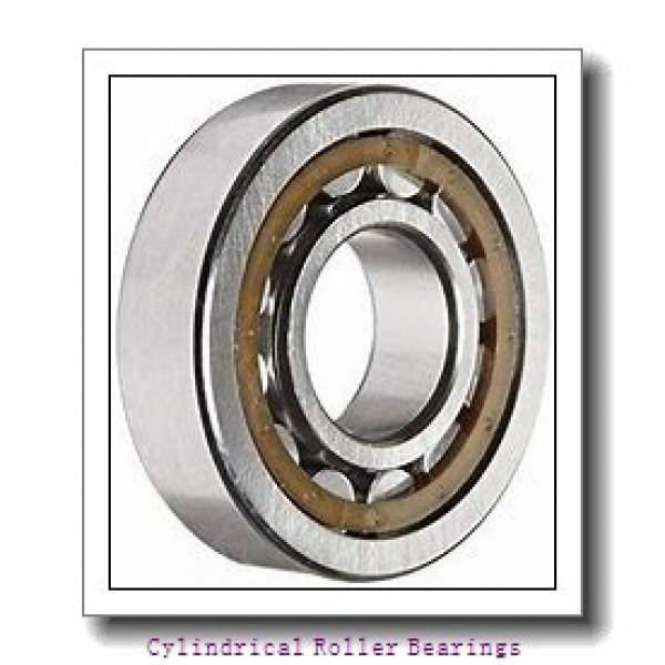 35 mm x 80 mm x 21 mm  ISO NH307 cylindrical roller bearings #1 image