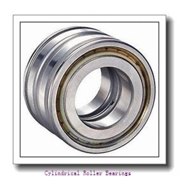 25 mm x 52 mm x 18 mm  NKE NUP2205-E-TVP3 cylindrical roller bearings #1 image