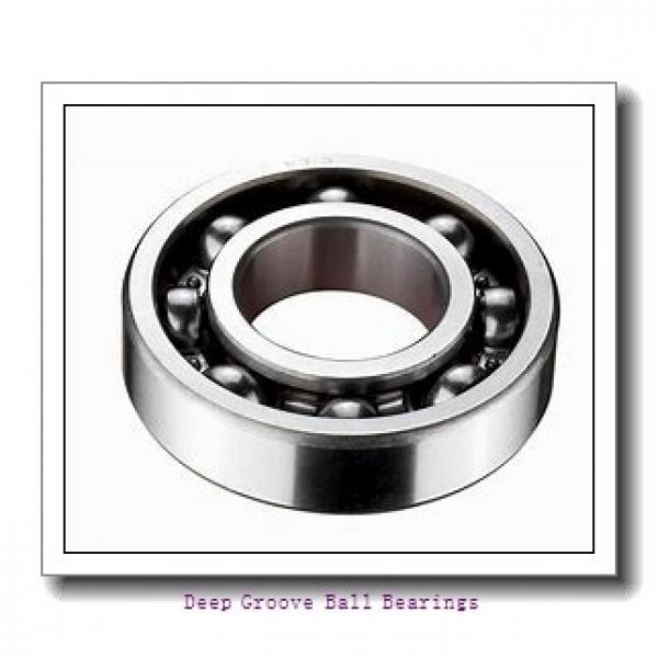 25 mm x 62 mm x 17 mm  ZEN S6305-2RS deep groove ball bearings #1 image