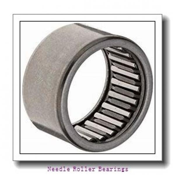 25 mm x 42 mm x 18 mm  IKO NA 4905UU needle roller bearings #1 image